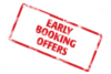 Pic of Early Booking Offers