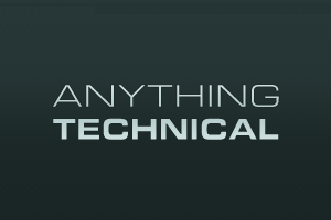 Anything Technical